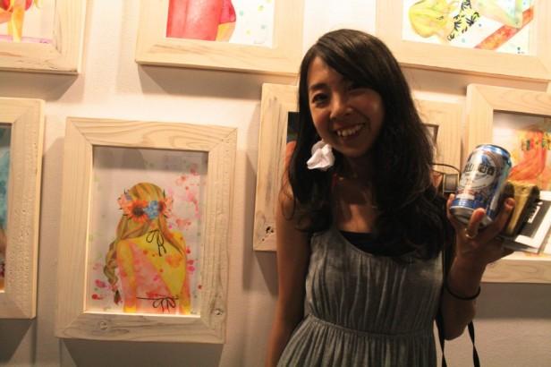 YUMI YAMADA Photo by ExplorersMag