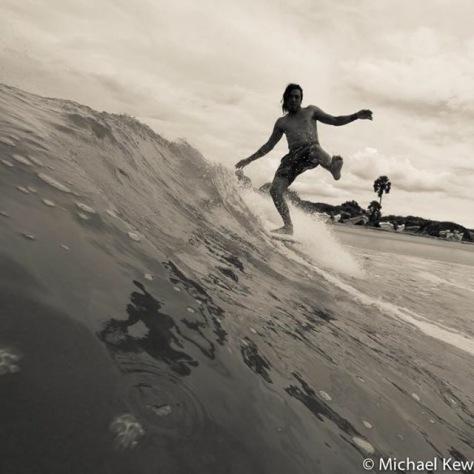 Photo by Michael Kew