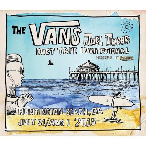 THE VANS JOEL TUDOR DUCT TAPE INVITATIONAL